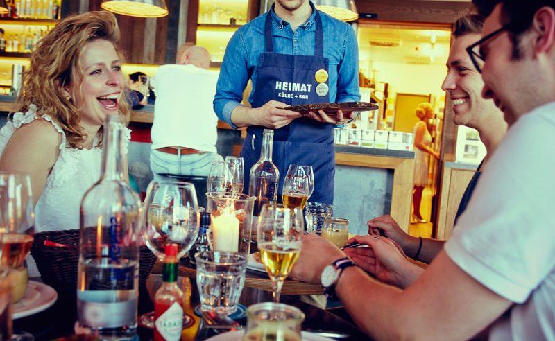 Heimat Küche + Bar - Hamburg Kulinarisch