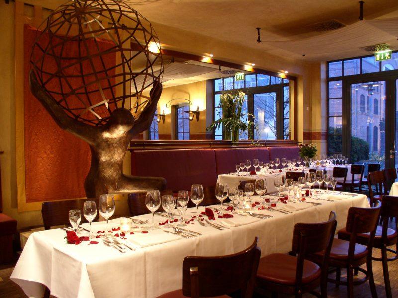 Restaurant Atlas