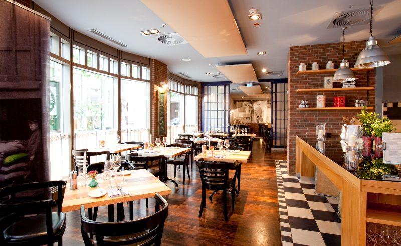 speicher 52 das restaurant im hamburg marriott hotel. Black Bedroom Furniture Sets. Home Design Ideas