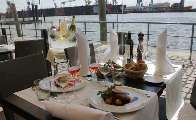 Schlemmer Sommer Hamburg Kulinarisch